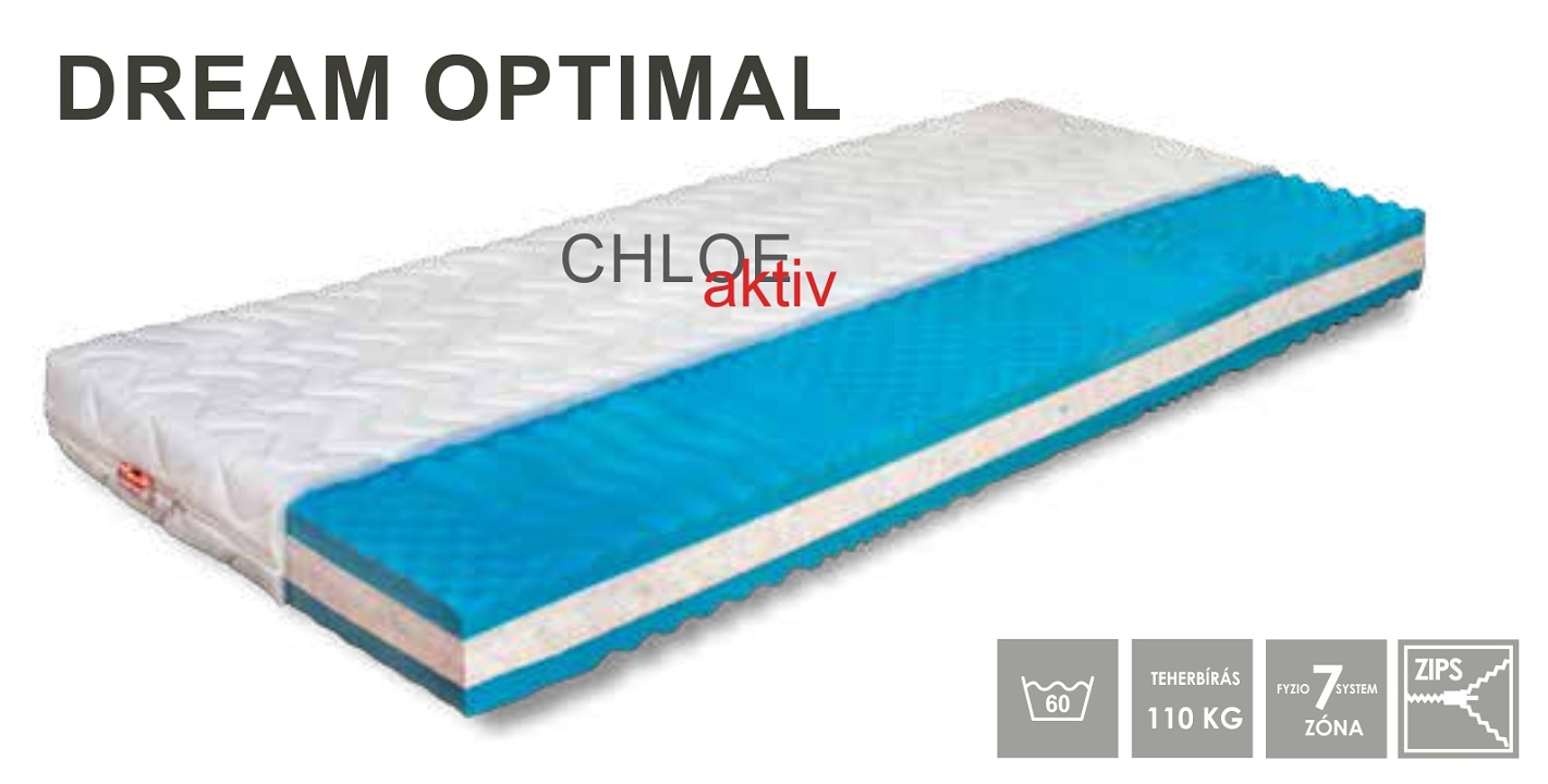 Dream Optimal szendvics matrac 120x200 cm