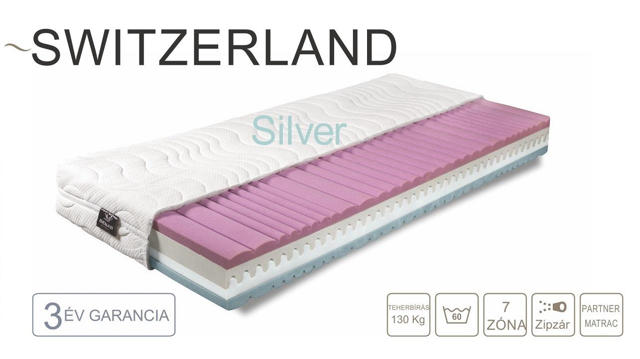 Switzerland szendvics matrac 160x200 cm