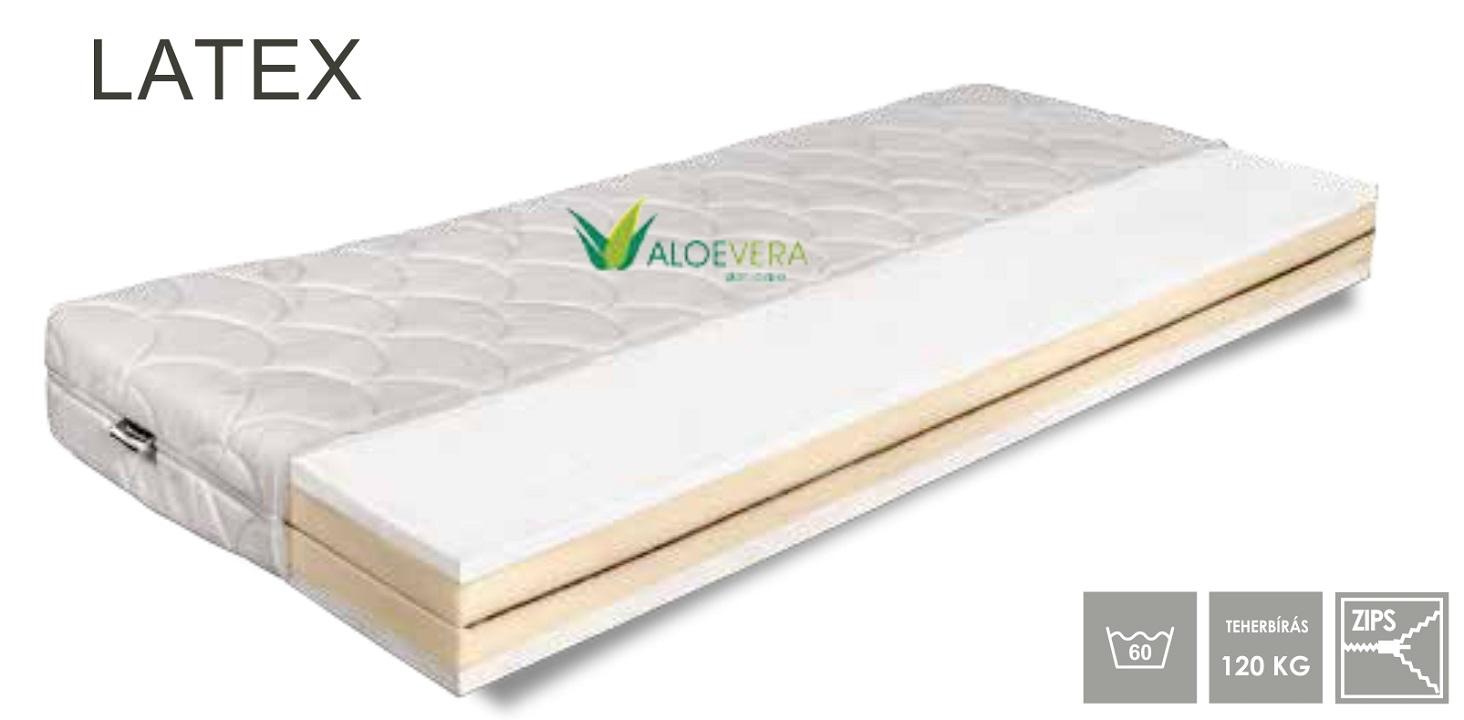 Latex szendvics matrac 120x200 cm